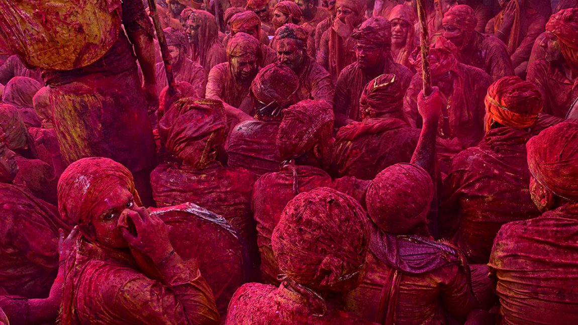 Barsana and Nandagaon Holi ( SUCCESSFULLY DONE)