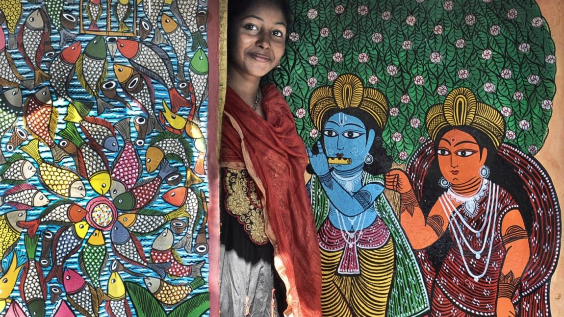 Patachitra : A Unique Folk Art of India