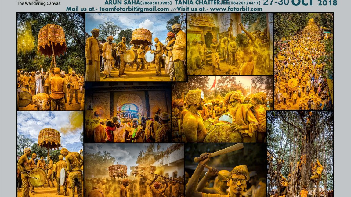 Pattankodoli Festival and Kolhapur Kushti Aakhara Photography Tour, October 2018 (SUCCESSFULLY DONE)