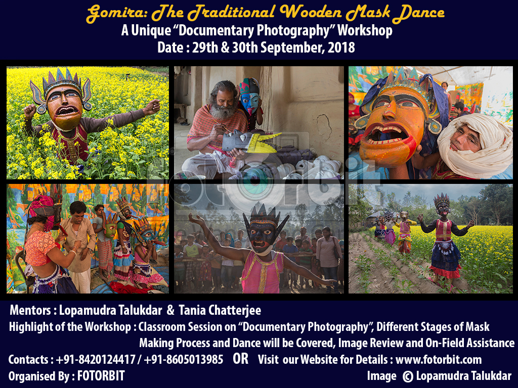 Gomira : The Traditional Wooden Mask-dance(Booking Going on)