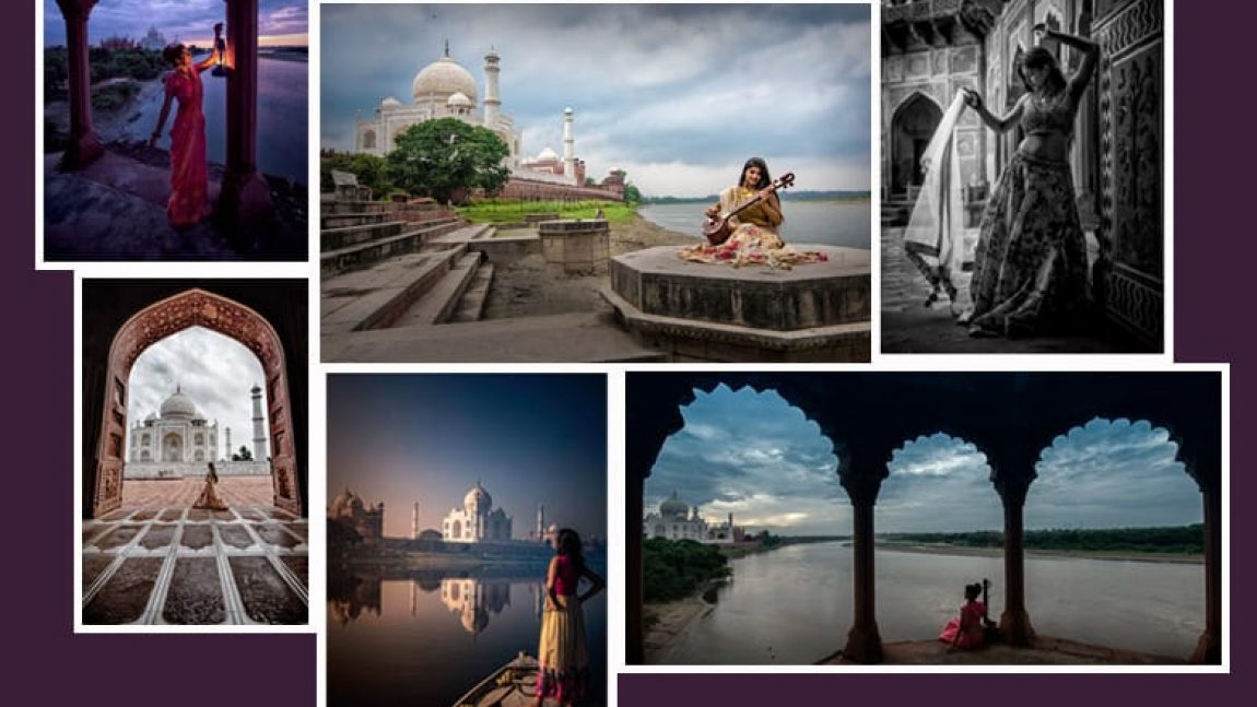 ROMANCING THE TAJ 2, JANUARY 2019 (BOOKING GOING ON )