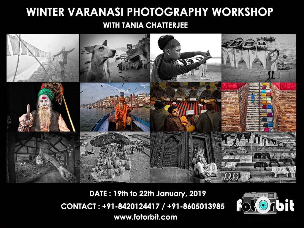 EXPLORE VARANASI IN WINTER, JANUARY 2019 (BOOKING GOING ON)