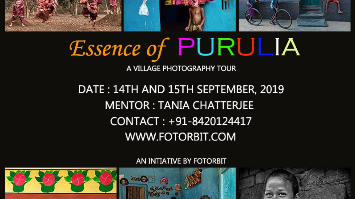 PURULIA PHOTOGRAPHY TOUR