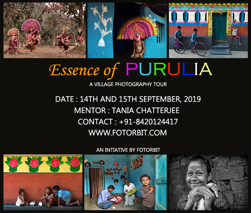 PURULIA PHOTOGRAPHY TOUR , SEPT 2019 (BOOKING CLOSED )
