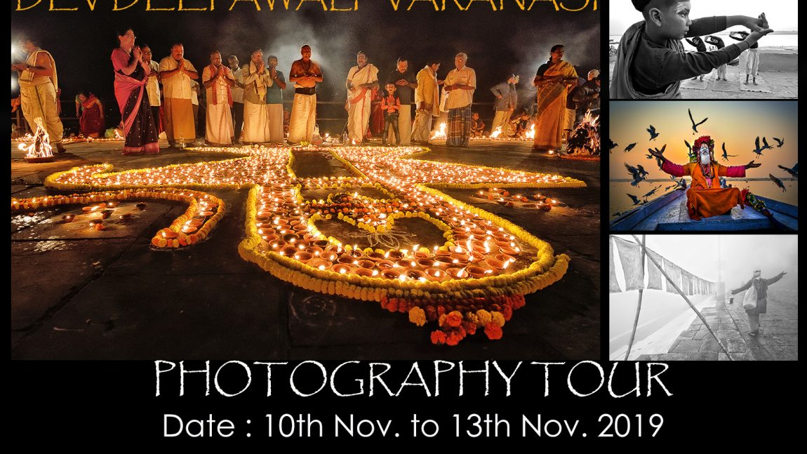 EXPLORE DEV DEEPAWALI at VARANASI