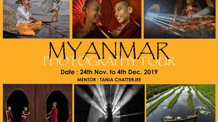 MAGNIFICENT MYANMAR, NOV 2019 (BOOKING CLOSED )