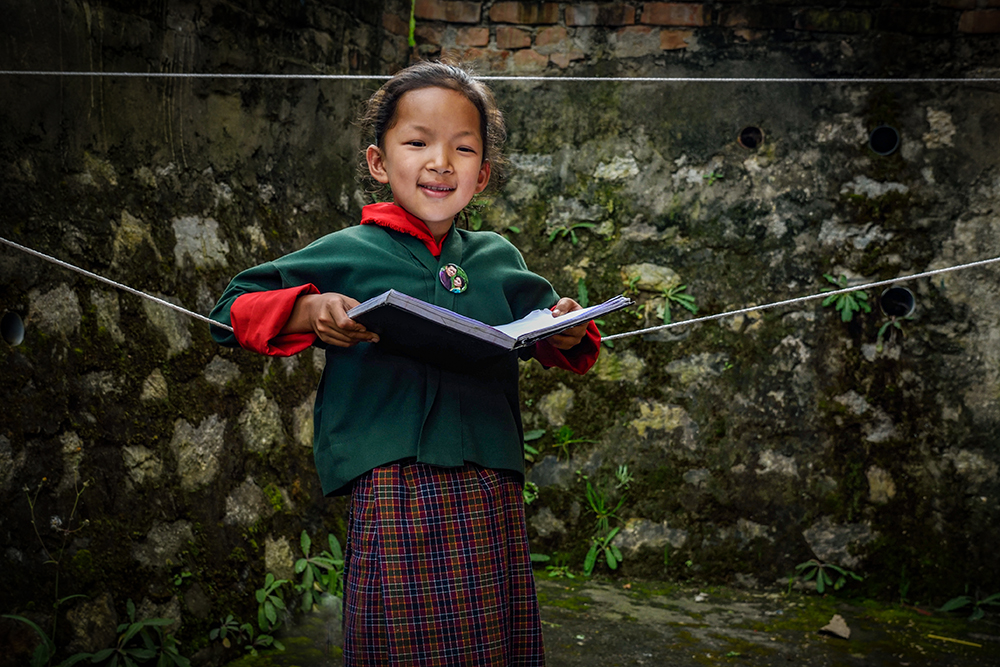 DIFFERENT PLACES, DIFFERENT FACES: PRESENTING BHUTAN