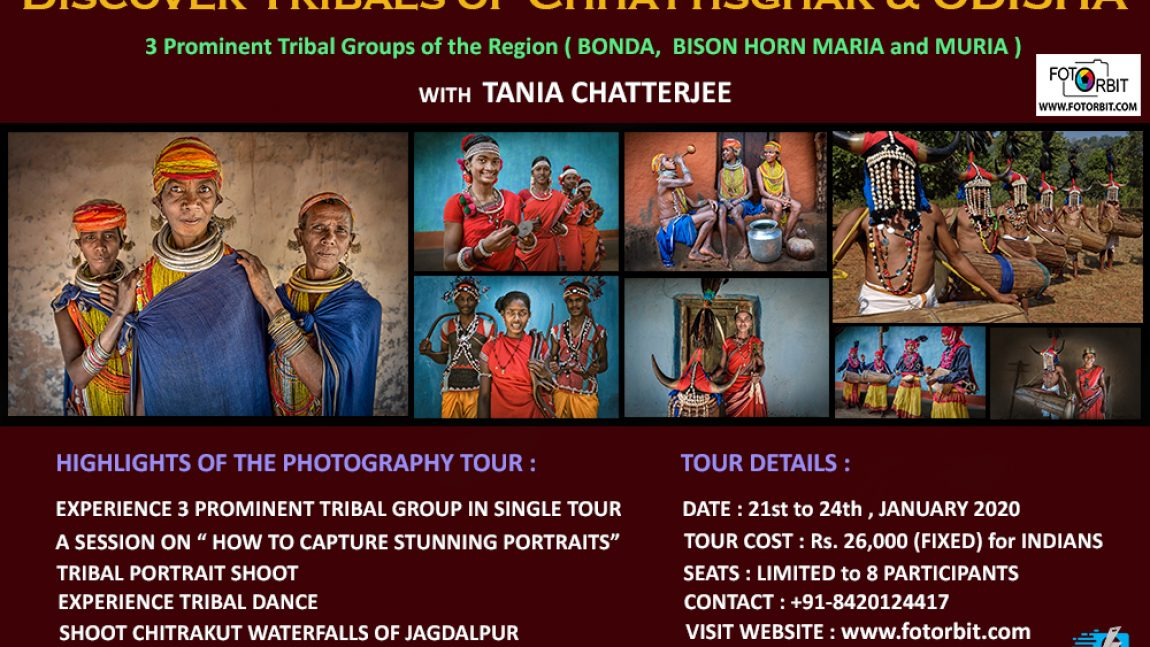 DISCOVER TRIBALS OF CHHATTISGARH AND ODISHA (BOOKING GOING ON)