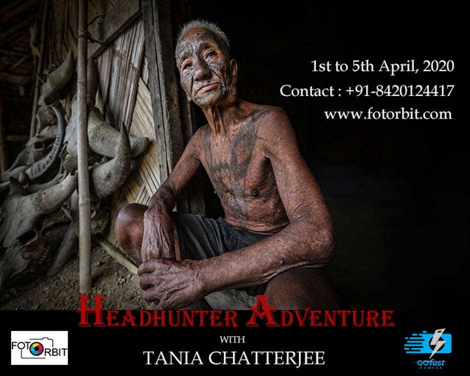 HEADHUNTER ADVENTURE, NAGALAND , APRIL 2020 (CALLED-OFF DUE TO COVID 19 PANDEMIC)