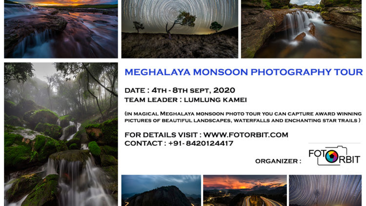 Magical Meghalaya Monsoon Photography Tour (Booking Going On)