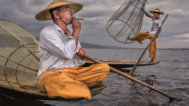 Intha Fishermen of Inle Lake: The Icon of Myanmar
